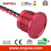 Onpow 22mm Piezoelectric Switch with DOT Light (PS223Z10YSS1R12D, CE, RoHS)