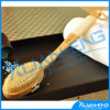 Bamboo Bath Brush with Plant Bristles
