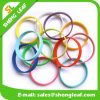 New Crafts Rubber Gift Silicone Bracelet Promotional Gift