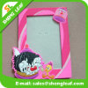 Rubber Decorative Photo Frame for Promotion Items (SLF-PF031)