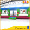 Football Team Fun City with Big Bouncer House (AQ0147)