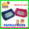 High Quaulity Imitation Leather Pet Bed (WY1610133-2)