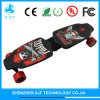Four Wheels Folding Electric Longboard Skateboard with Remote Control