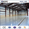 Prefabricated Garage Steel Frame Galvanized C / Z Beams Roof and Wall Purlin
