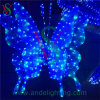 Beautiful 3D Butterfly Motif LED Light