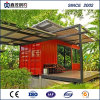 Mobile Modular Steel Structure Modified Shipping Container House for Coffee House