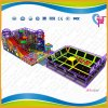 Professional Design Indoor Playground with Trampoline Park (A-15301)