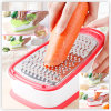 High Quality Vegetable Fruit Grater with Storage Container 22*8*13cm