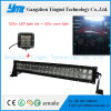 CREE LED 120W Light Bar + 20W Flood Work Light