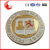 High Quality Cheap Stainless Iron Printed Badge