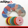 Wet/Dry Stone Polishing Pad for Granite Marble