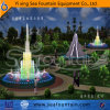 Outdoor Park Decoration Music Pool Fountain