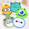 Wholesale Cartoon PVC Rubber Mat, Glass Coaster, Mug Mat