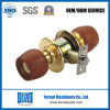Good Quality Cylindrical Wood Door Knob Lock/ (5831)