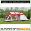 8-10 Person 2 Bedrooms 1 Hall Waterproof Camping Family Tent
