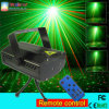 Mini Laser Stage Lighting Projector for Christmas 4 in 1 Effect with Remote Control