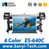 Eco Solvent Ink Eco Solvent Printer Sinocolor Es-640c Digital Printing Machine