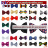 Polyester Tied Wedding Bow Ties Printed Ties Party Items (B8134)