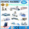 PP Woven Bag Making Machines Yarn Extruder Line