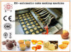 Kh-600 Custard Cake Making Machine for Sale