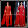 Red Chiffon Pageant Dresses Sheath Maid of Honor Bridesmaid Dresses Party Prom Formal Gowns D819