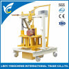 Qt40-3c Manual Moving Hollow Block Machine From Made in China