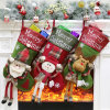 Christmas Stocking Candy Bag Gifts Bag Socks New Year Decoration