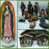 Polyresin Craft-Polyresin Nativity Scene