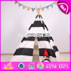Classic Indian Cotton Kids Play Tent High Quality Indoor Wooden Poles Kids Play Tent W08L003