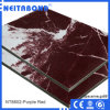 Exterior Stone 3mm 4mm Unbreakable ACP Sheet Price with 14 Years Factory