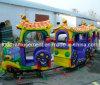 Small Playground Equipment Mini Electric Train for Amusement Park