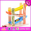 New Design 3 Levels Funny Children Wooden Toy Car Track W04e052