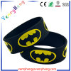 Customized Various Debossed Infill Silicone Wristband for Gifts