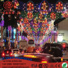 LED Across Street Motif Lighting for Diwali Decoration Street Light