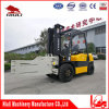 Niuli 2000kg Diesel Forklift with Tractor Bale Clamp