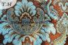 2016 Very Splendid Chenille Large Jacquard Sofa Fabric by 440GSM