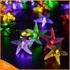 Garden Outdoor Decorative Light Starfish 30LED Garland Solar String Lights