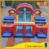 Hot Selling Compound Inflatable Obstacle with Slide (AQ14164)
