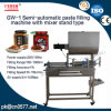 Gw-1 Filling Machine with Mixer Stand for Chili Sauce