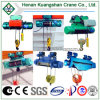 Single and Double Lifting Speed Electric Telpher Wire Rope Hoist