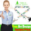 Promotion Fashion Heat Transfer Printing Lanyard for Universial