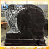 Granite Angel Statues Headstone