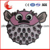 2016 Wholesale Cheap Custom Animal Shaped Soft Enamel Badge