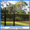 PVC After Galvanized Cheap Construction Fencing 3D Garden Mesh Fence