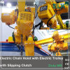 Electric Chain Hoist with Electric Trolley with Slipping Clutch