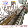 Eco Friendly Fire Resistant WPC PVC Interior Decorative Wall Panels Extrusion Line