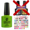 93 Colours Wholesale Soak off 3 in 1 Gel Polish