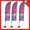 Outdoor Advertising Polyester Beach Sail Flag