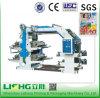 Four Color Plastic Flexo Printing Machine Good