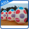 Famous Brand Advertising Inflatable Helium Colorfull Egg Balloon for Easter